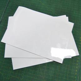A5 210*148mm elastyczne magnesy na lodówkę tablica wodoodporna dzieci rysunek wiadomość pokładzie magnetyczne lodówka Memo Pad 2