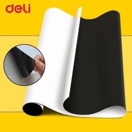 Deli tablica magnetyczna żelazo miękkie naklejki ścienne biuro wiadomość kasowalna tablica papieru malowanie tablica naklejki za