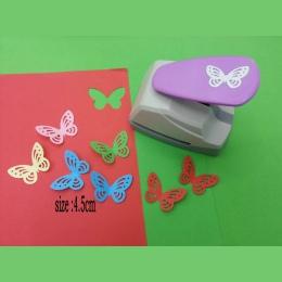 """5/8 """"-3"""" motyl dziurkacz ręczny otwór dziurkacz z pianki EVA dla dzieci DIY papieru z pianki ekspres do scrapbooking dziurkacze"""