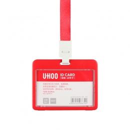 Pracy na karty z liny PP posiadacz karty nazwa pracownika etui na dowód tożsamości Vertiacal YH6637 + 6722