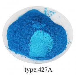 Typ 427A Pigment perłowy proszek zdrowe naturalne proszek miki mineralnej DIY barwnik barwnik, skorzystaj z do mydła samochodowy