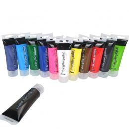75 ml akrylowe wąż 12 kolor art obraz olejny pojedyncze farby, obraz ścienny, ręcznie malowane, farby graffiti