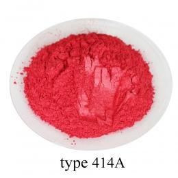 Typ 414A Pigment perłowy proszek zdrowe naturalne proszek miki mineralnej DIY barwnik barwnik, skorzystaj z do mydła samochodowy