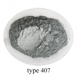 Typ 407 Pigment perłowy proszek zdrowe naturalne proszek miki mineralnej DIY barwnik barwnik, skorzystaj z do mydła samochodowyc