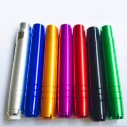 10 sztuk/partia aluminium uchwyty na kredę uchwyt na długopis Porta Tiza kreda klip dla pyłu czyste nauczanie na tablicy