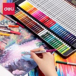 Woda kolor ołówek narzędzie do malowania Colores Art zestaw dla dzieci akwarela pastelowe kolory sztuki artysta ołówek artykuły