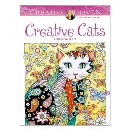 1 sztuk 24 strony kreatywny koty kolorowanka dla dzieci dorosłych stres zabić czas Graffiti malowanie książka z rysunkami