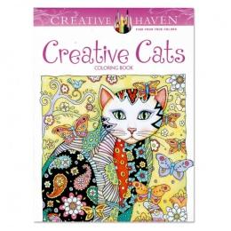 1 sztuk/zestaw śliczne nie kreatywny koty kolorowanki dla dorosłych 24 strony łagodzenia stresu antystresowy kolorowanka dla dor