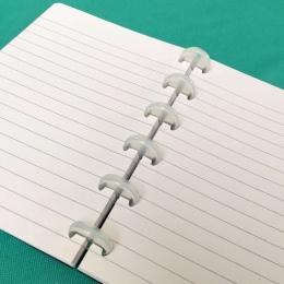 T grzyb otwór tarcza wiążące luźne książki wiążące pierścienia łuku wiążące Notebook łuku wiążące Notebook materiały biurowe cuk