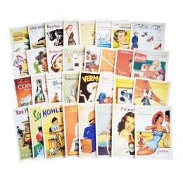 32 sztuk/paczka w stylu Vintage stare pamięci pocztówka stylowy prezent bożonarodzeniowy pocztówka kartka z życzeniami urodzinow