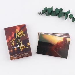 28 arkuszy/zestaw Intouchables Mini Lomo pocztówka/kartkę z życzeniami/kartka urodzinowa koperta karty prezent karty wiadomość
