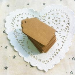 350gsm Kraft etykieta papierowa z napisem na nazwisko karty z okrągłym otworem na ślub uwaga DIY puste cena powiesić tag Kraft p