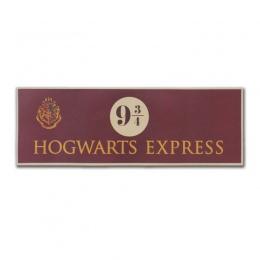 Harry Potter dworca kolejowego wystrój papier pakowy vintage klasyczny film plakat mapa domu garaż ścienne dekoracji sztuki Retr
