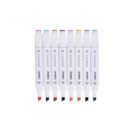 1 sztuk TouchFive opcjonalnie 168 kolory szkic markery markery na bazie alkoholu kolor zestaw markerów akcesoria do malowania pi