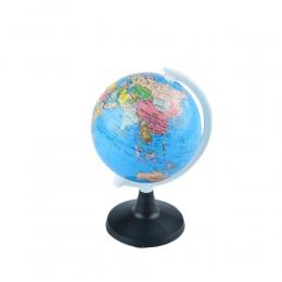 85mm globus mapa z obrotową podstawą geografia zabawki edukacyjne biuro w domu idealne miniatury prezenty gadżetów biurowych