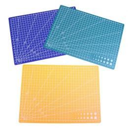 1 PC 30*22 cm A4 linie siatki samonaprawiania mata do cięcia karty rzemieślnicze skórzany papier pokładzie