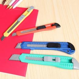 Snap Off typu Snap-off ostrze nóż papier artykuły piśmiennicze dla uczniów Art Box pakiet otwieracz otwieracz paczkę rękodzieło