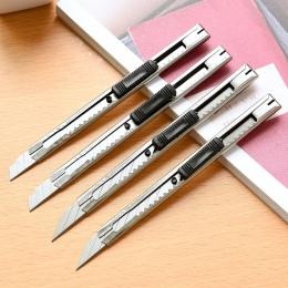 4 sztuk/zestaw sztuki nóż otwieracze do listów narzędzie nóż papier i biura nóż Diy nóż do cięcia papiernicze artykuły szkolne n