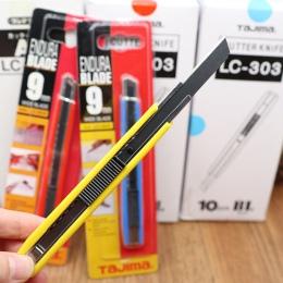 1 sztuk Tajima nóż wymiana ostrza papieru i biura nóż DIY Art Cutter papiernicze artykuły szkolne narzędzia do cięcia papieru LC