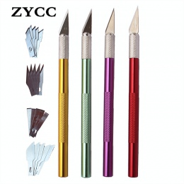 1 PC ostrze lub nóż do rzeźbienia drewna narzędzia do rzeźbienia owoców rzemiosło rzeźba grawerowanie nóż skalpel DIY cięcia nar