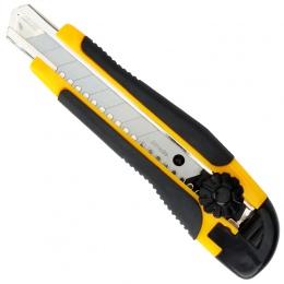 Wysokiej jakości papier do cięcia papieru duży rozmiar nóż uniwersalny Auto-lock do cięcia papieru z zapasowym ostrzem szkolne i