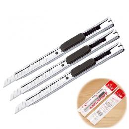 Śliczne Cutter Kawaii nóż ze stali nierdzewnej metalowe nóż nóż do papieru Art nóż dla dzieci prezent materiały biurowe Student