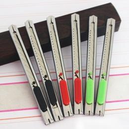Art nóż nóż dostaw sztuki papieru i biura nóż Diy Art nóż do cięcia papiernicze artykuły szkolne narzędzia do cięcia papieru 1 s