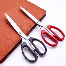 6034 papiernicze nożyczki, nożyczki ze stali nierdzewnej, nożyczki biurowe, do cięcia papieru nożyczki darmowa wysyłka
