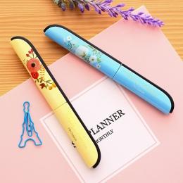 Kreatywny Kawaii długopis z tworzywa sztucznego Scrapbooking nożyczki dla dzieci prezent Home Decoration nowość pozycja uczeń 14