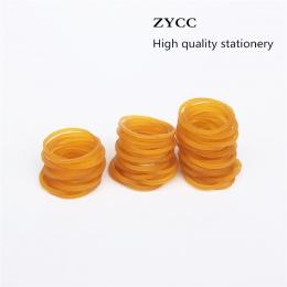 200 sztuk/worek wysokiej jakości gumowe kółka opaski gumowe silny elastyczny uchwyt na przybory biurowe zespół pętli szkolne mat