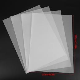 100 sztuk A4 Translucent Tracing papier papier do kopiowania do druku papieru do rysowania kwas siarkowy papier do inżynierii ry