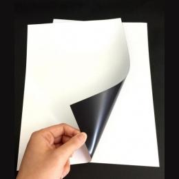 1/3/5/10 sztuk A4 magnetyczne zdjęcie do druku papieru mat do drukarek atramentowych 210*297mm