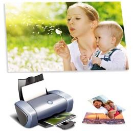 Papier fotograficzny 3R, 4R, 5R, A3, A4, A5, a6 100 arkuszy, wysoki połysk, drukarki fotograficzne drukowanie na papierze do dru