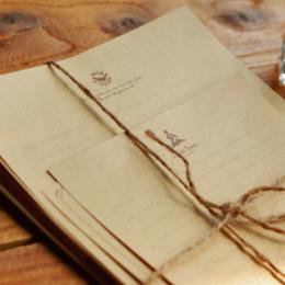12 sztuk/paczka nowy w stylu Vintage mały książę wieża ełk list papieru zestaw/kartkę z życzeniami list papier/papier do pisania