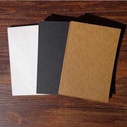 20 sztuk 3 kolory puste papier pakowy vintage pocztówka wiadomość karty kartkę z życzeniami dla DIY ręcznie malowane Graffiti, 1