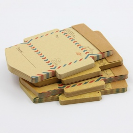 Retro papier pakowy vintage koperty Mini śliczne Kawaii Cartoon piśmienne po list koperta prezenty