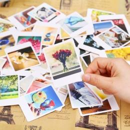 55 sztuk/paczka w stylu Vintage dekoracji Mini Lomo karty kartkę z życzeniami pocztówka urodziny list koperta prezent zestaw kar