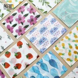 3 sztuk/partia śliczne Kawaii kwiat kwas siarkowy koperta papierowa dla pocztówka dzieci prezent materiały szkolne piękne owoce