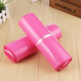 10 sztuk/paczka kolorowe wodoodporne torby ekspresowe jednorazowe torby kurierskie na rynku towarów i surowców kontrakty termino
