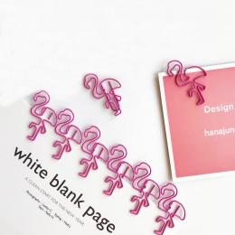 """12 sztuk/partia piękne Flamingo zakładek """" hotele """"oraz """" wynajem samochodów"""" na Planner spinacz metalowy materiał zakładki do k"""