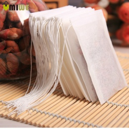 Gorąca sprzedaż 3 rozmiary 100 sztuk/partia torebki puste pachnące torebki na herbatę z Seal filtr papier do Herb luźne herbaty