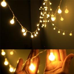 Boże narodzenie światła 10 m 5 m 3 m LED String światło USB wodoodporna wróżka światła na wesele wakacje LED światła dekoracje G