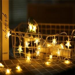 1 M/3 M/6 M/10 M gwiazda LED bajki Garland String światła nowość dla nowych rok boże narodzenie ślub dekoracja wnętrza domu zasi