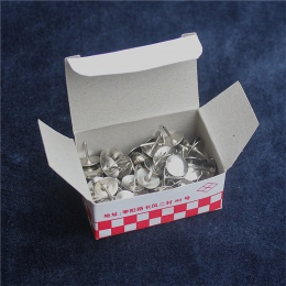 85 sztuk/pudło wysokiej jakości metalu thumb tack materiały biurowe pinezka scena plakat pinezka szpilki