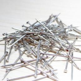 200 sztuk dużo szkolne biuro metalowe standardowe Pin Office szkoła papiernicze 717