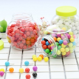 TUTU cukierkowe kolory na pelety pinezka Thumb Tack pokładzie wiadomość pinezka 150 sztuk nowy kolor kreatywny wysokiej jakości