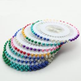 480 sztuk najwyższej klasy standardowe Pin igły koralik Pin akcesoria DIY wtyczka igły biżuteria gadżety krawiectwo Pin