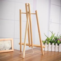 40 cm/50 cm A4/A3 tabela rozmiarów górnej półki wyświetlacza z drewna bukowego artysta sztuki sztalugi Craft drewniane dla stron