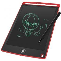 Mini Board tablica elektroniczna 8.5 Cal dla dziewczynek chłopiec LCD Tablet magnetyczny tablica cyfrowy biuletyn tablica do pis