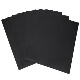 8 sztuk 30*20 cm wymienny tablica naklejki ścienne naklejki Home Office dekoracyjne czarna płyta naklejka na tablicę Schook dost